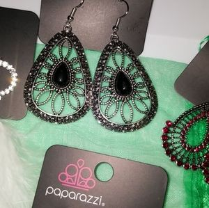 paparazzi Jewelry - EARRING LOT